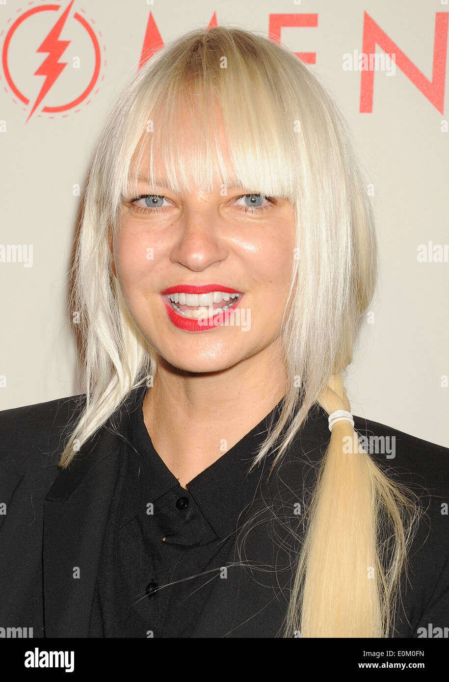 Sia Furler Australian Singer In May 2014 Photo Jeffrey