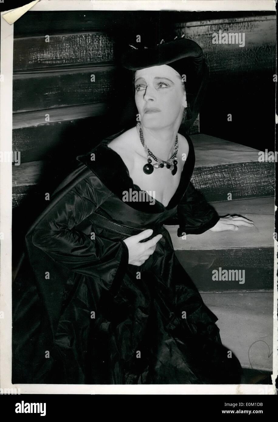 Mar 03 1953 Richard Iii At The Shakespeare Theatre