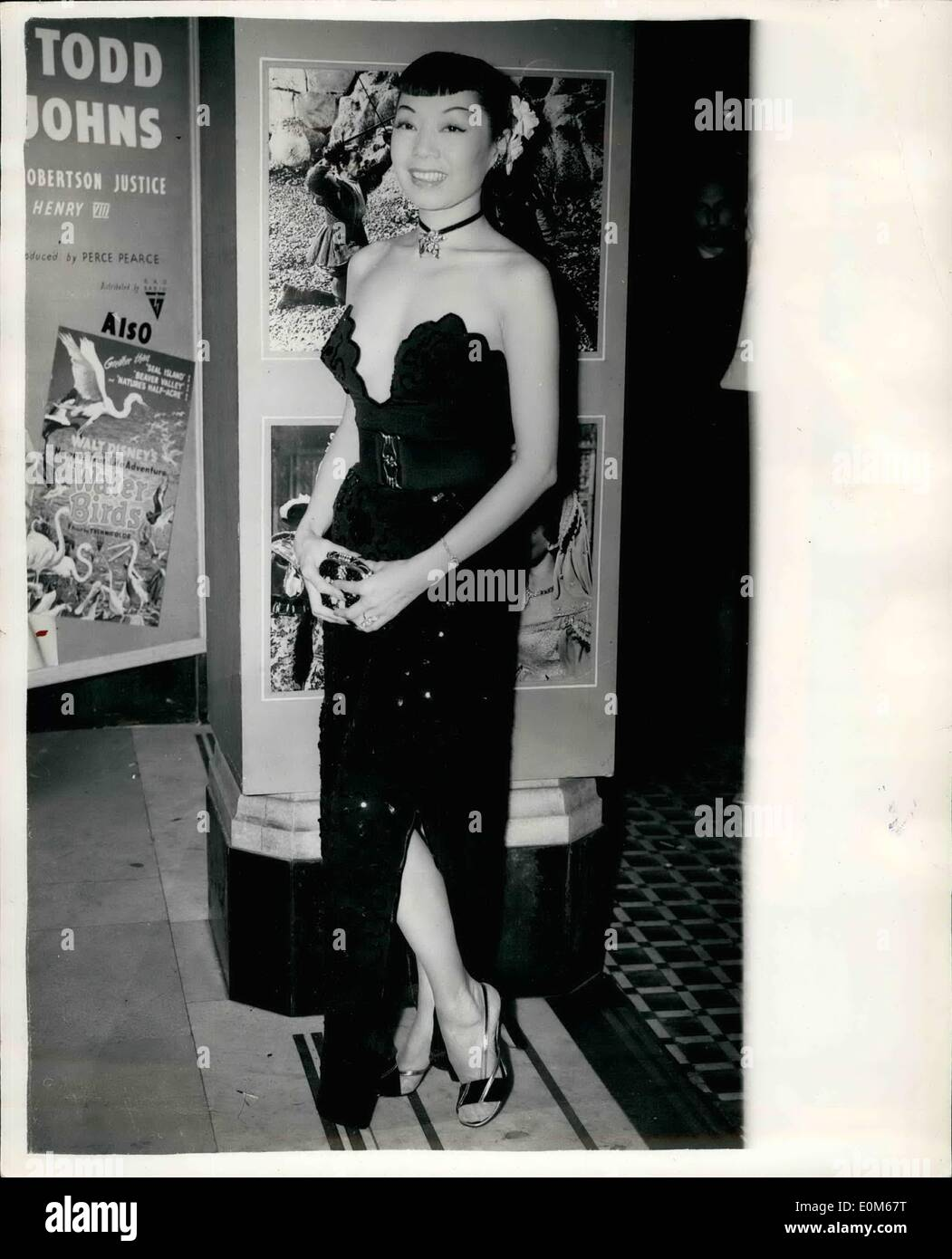 Sep 09 1953 Last Nights Premiere Of The Film The