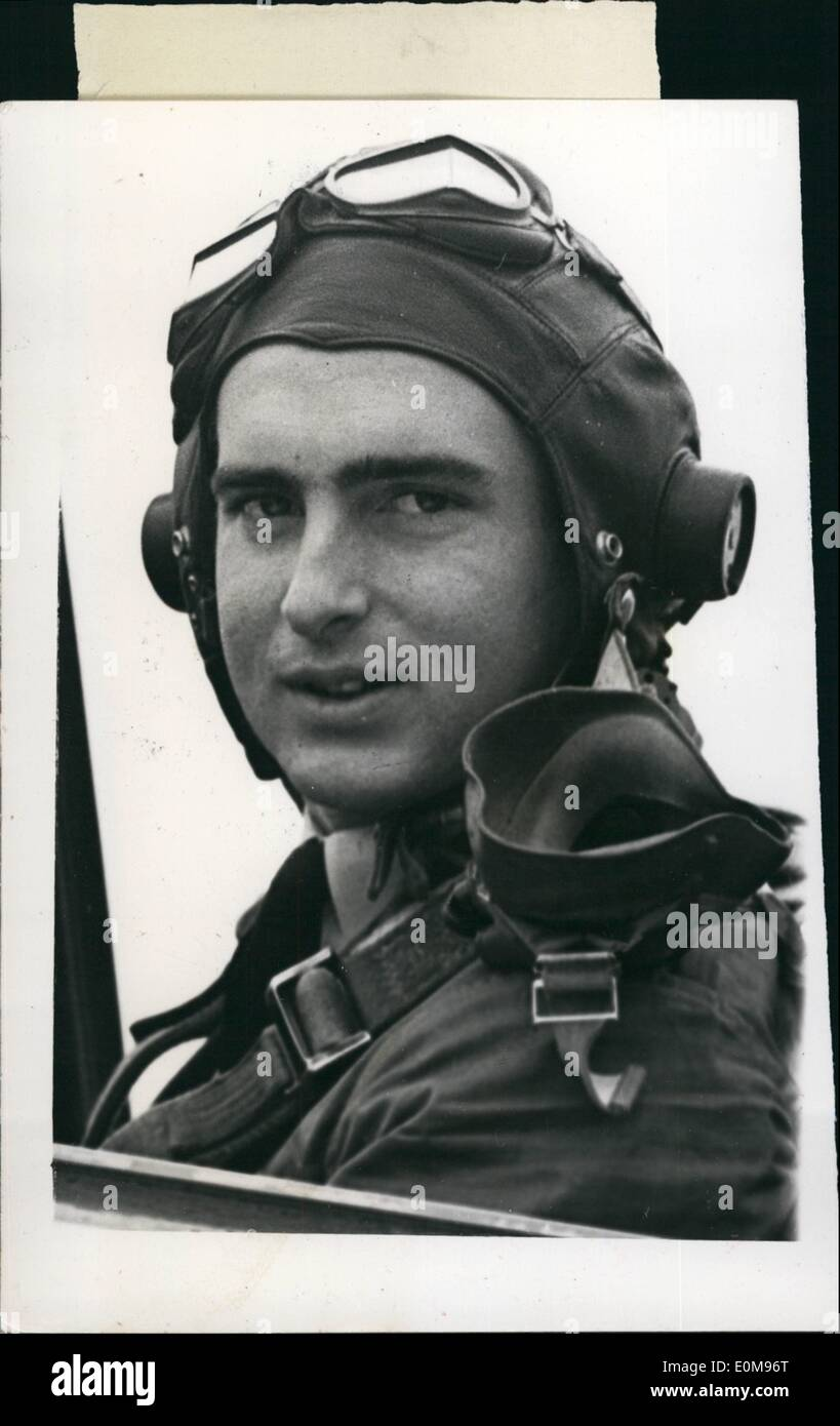 Apr. 04, 1954   Prince Nicholas Is Killed In Crash: Prince Nicholas Of  Yugoslavia, 25 Year Old Nephew Of The Duchess Of Kent, Was Killed When His  Car ...
