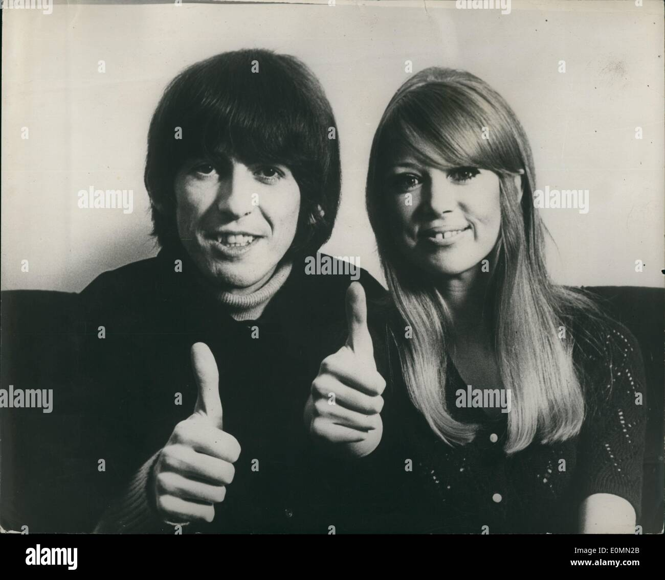 Pattie Boyd Wedding Stock Photos Images