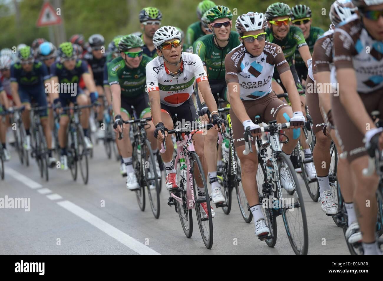 15 05 2014 Giro D Italia Stage 6 2014 Taranto To Viggiano Italy