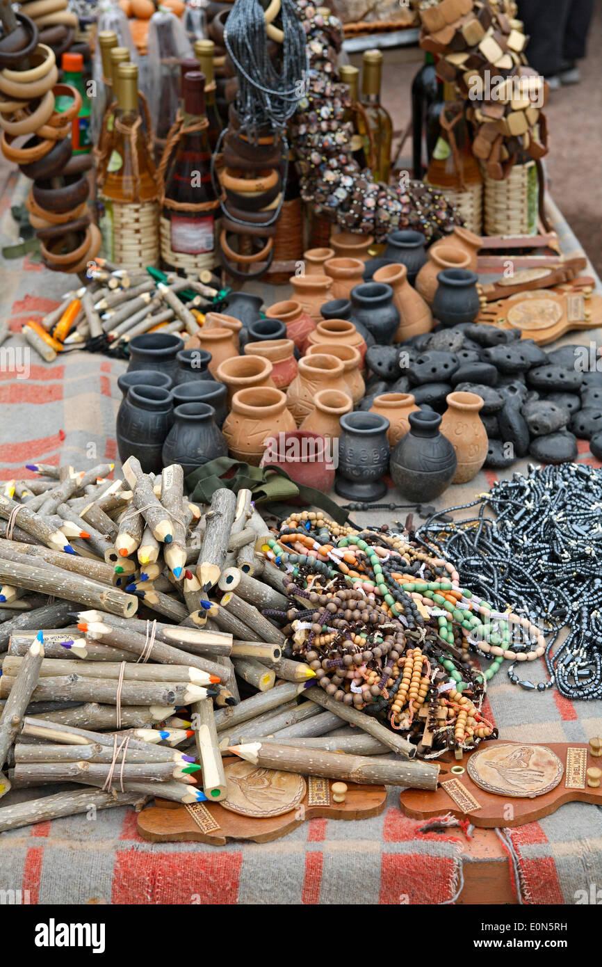 Clay Pots Markets Stock Photos & Clay Pots Markets Stock