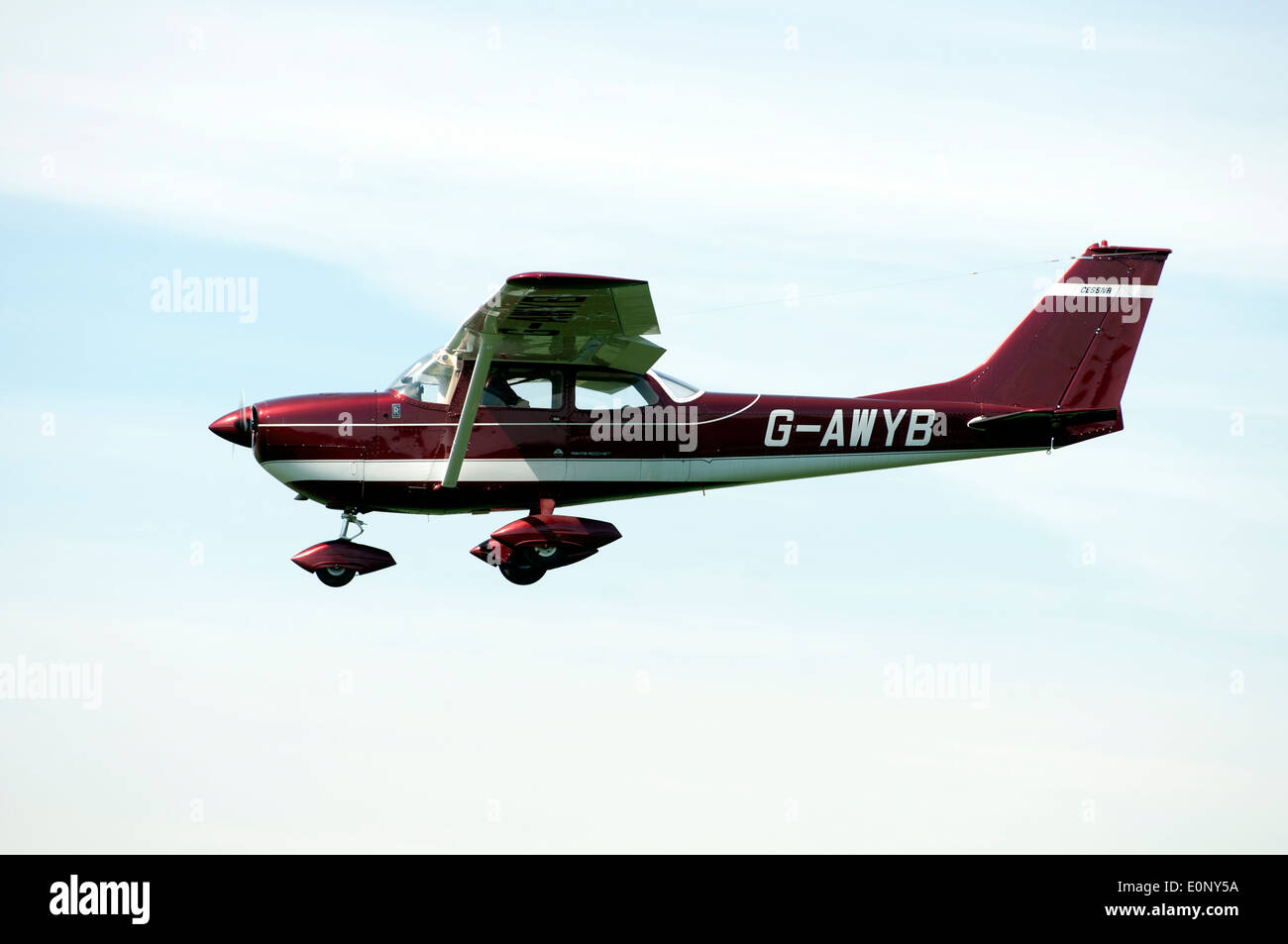 Cessna FR172F Reims Rocket