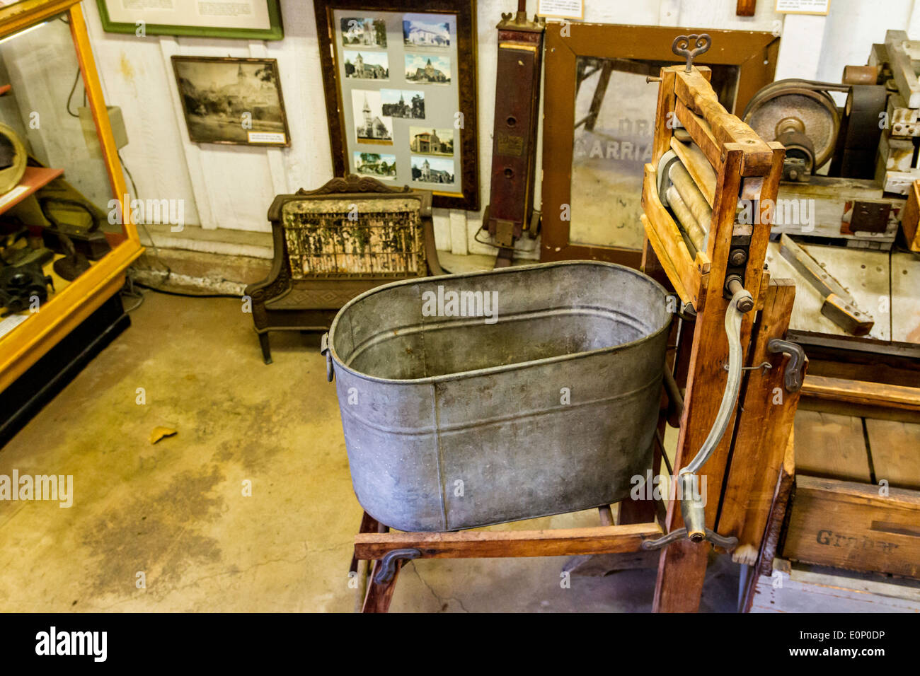 Graber Olive house in Ontario California Stock Photo: 69324802 - Alamy