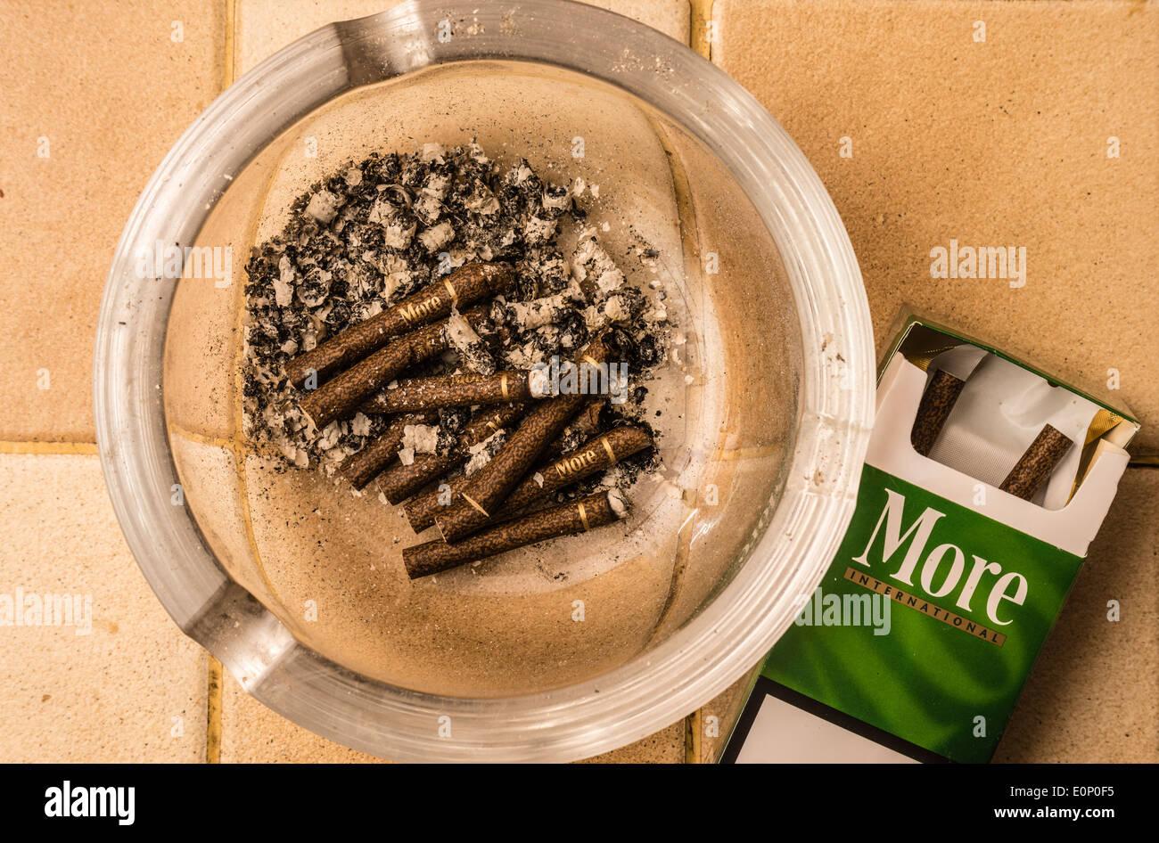 Marlboro cigarettes in Pennsylvania