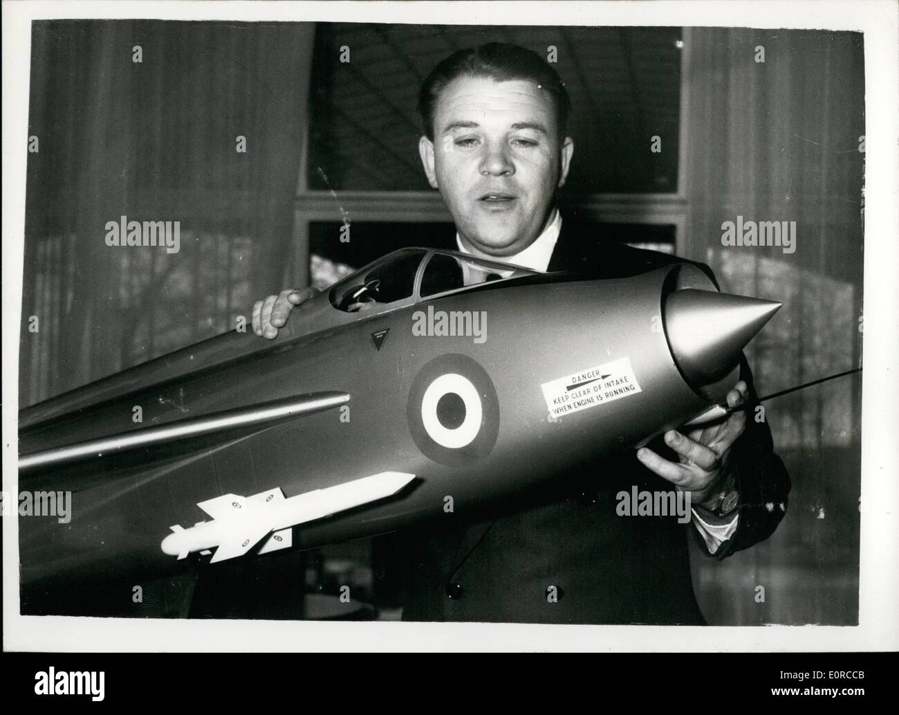 01, 1959 - Conference On New ''Twice The Speed Of Sound