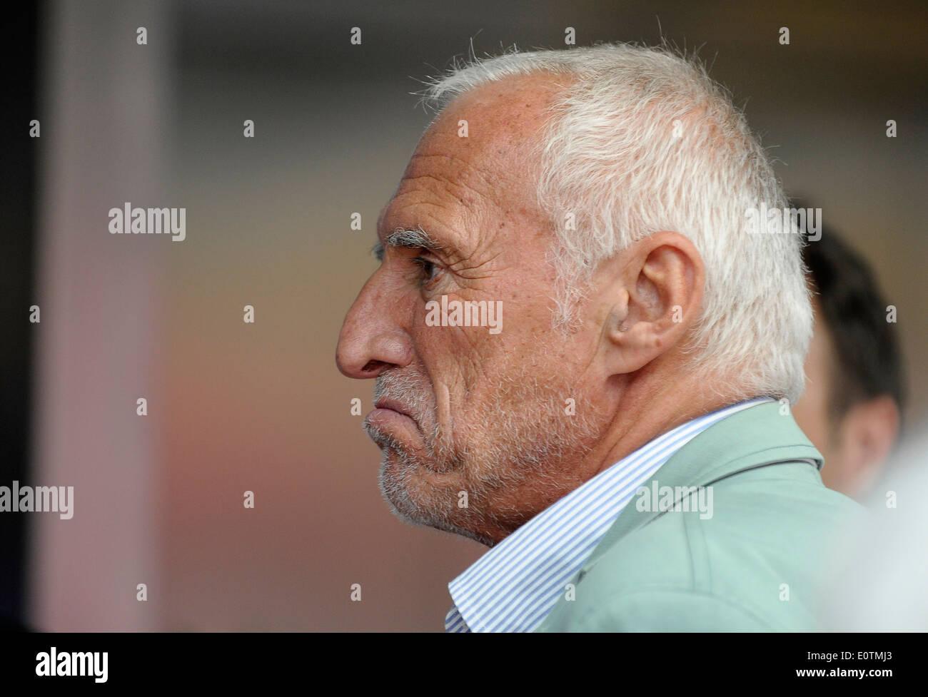 Formula One Grand Prix of Spain 2014 -- Red Bull Racing Team owner Dietrich Mateschitz - Stock Image