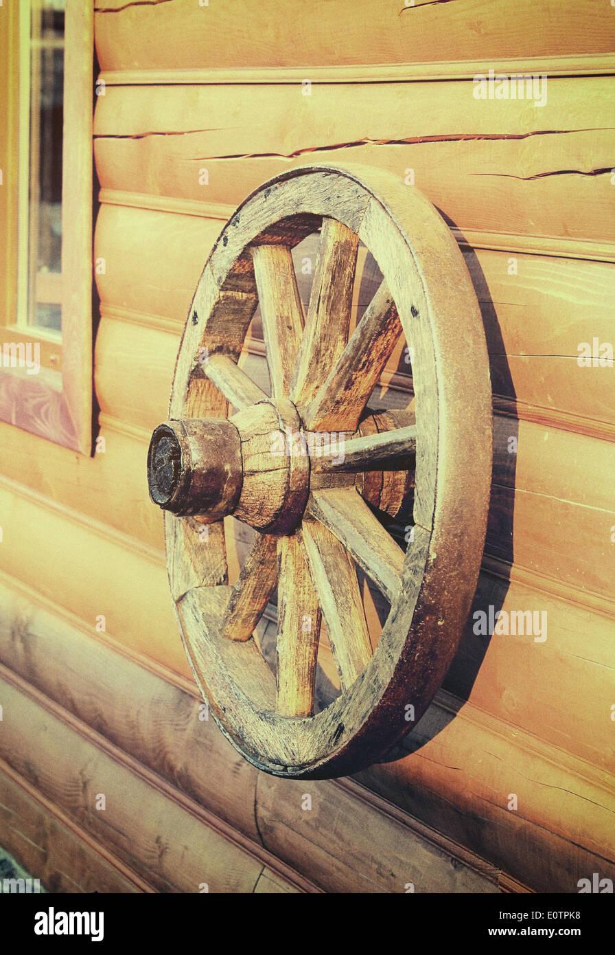 Ancient Wooden Cart Stock Photos & Ancient Wooden Cart Stock Images ...