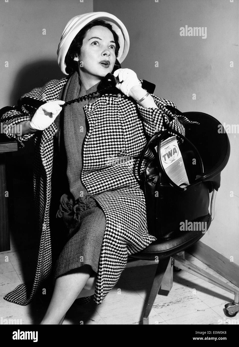 KATHRYN GRAYSON - Stock Image