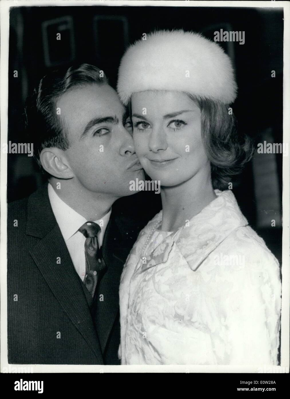 dec 12 1960 top british fashion model weds american businessman
