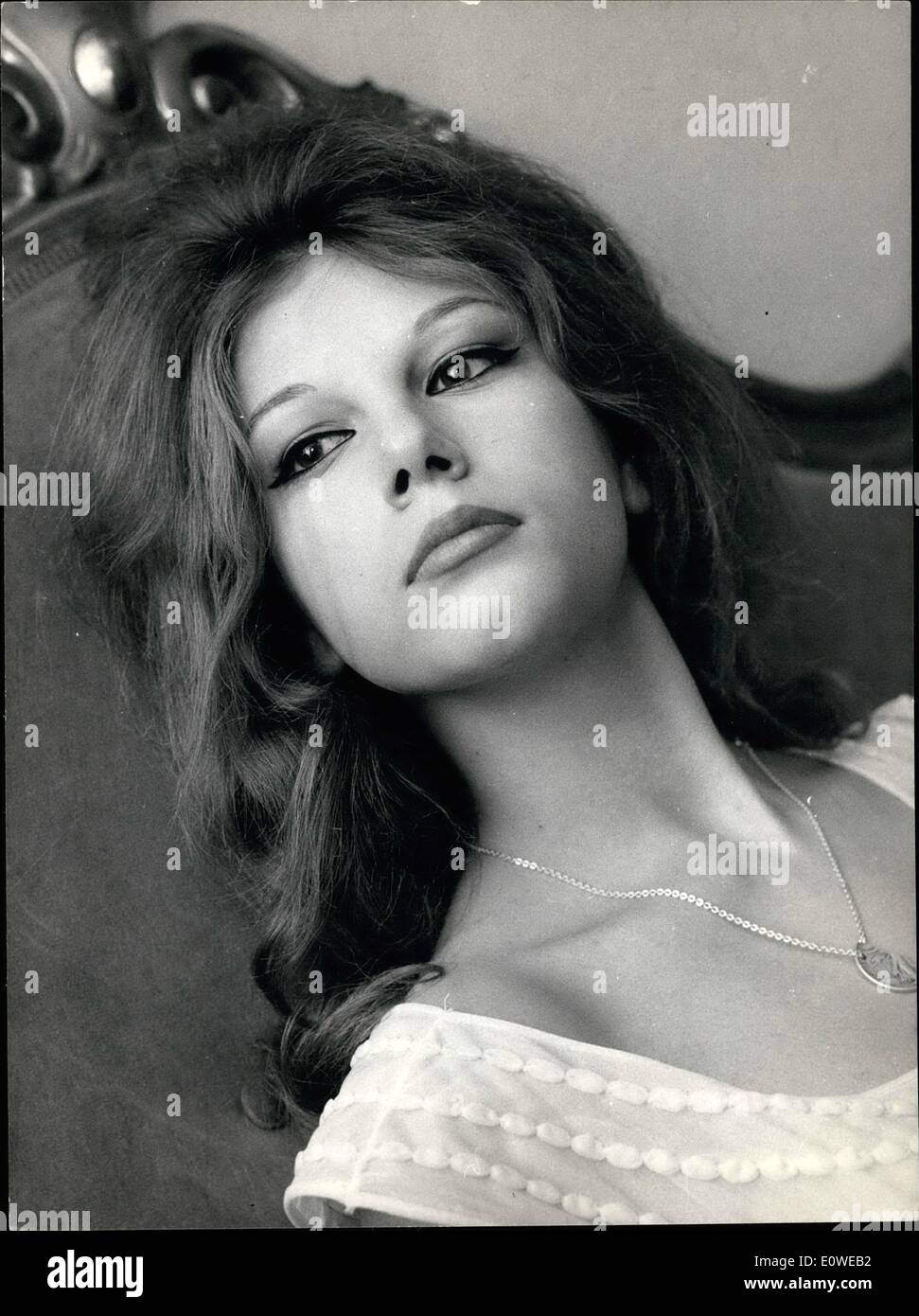 Actress Stephanie Sandrelli. Filmography, a photo of an Italian beauty