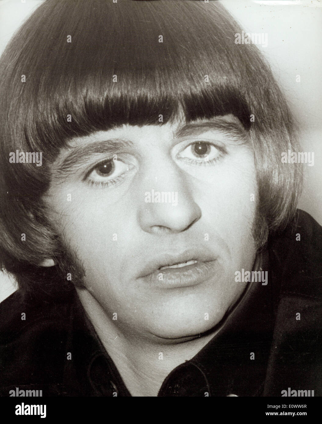 Close Up Of Beatle Ringo Starr