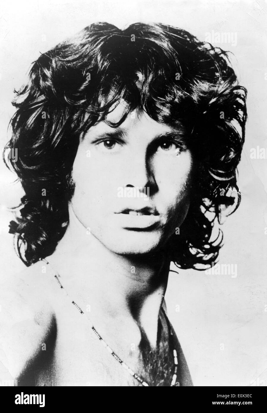 Portrait of The Doors lead singer Jim Morrison - Stock Image  sc 1 st  Alamy & Jim Morrison The Doors Stock Photos u0026 Jim Morrison The Doors Stock ...