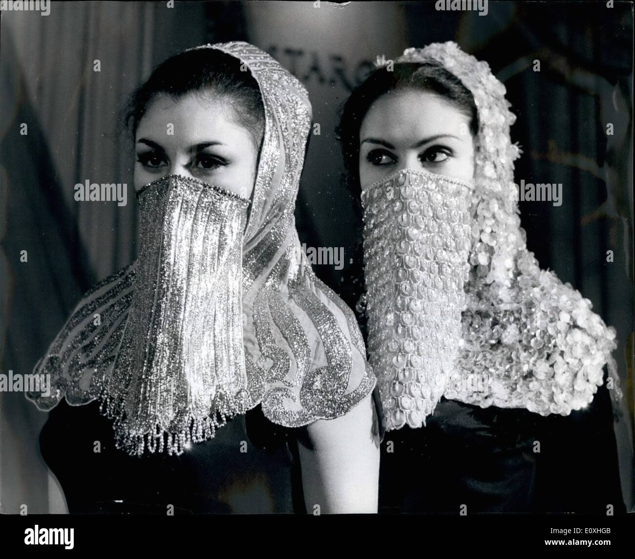 Jan 01 1967 Fashion Show In London The Associate Members Of The Stock Photo 69426011 Alamy