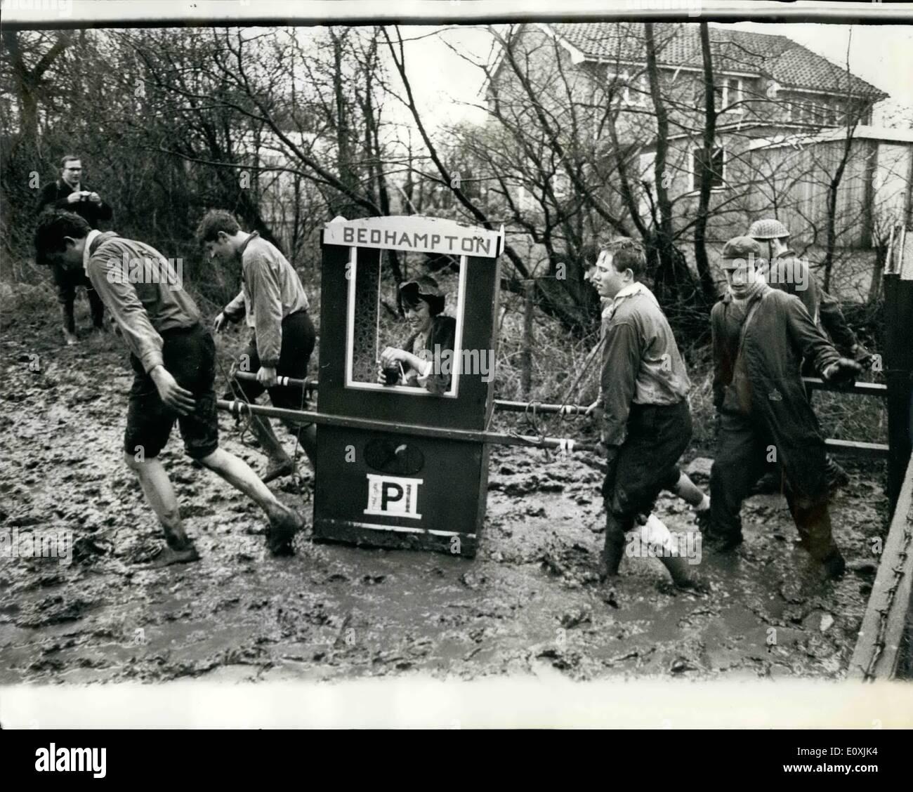 Feb. 20, 1967 - ress Photo - Stock Image