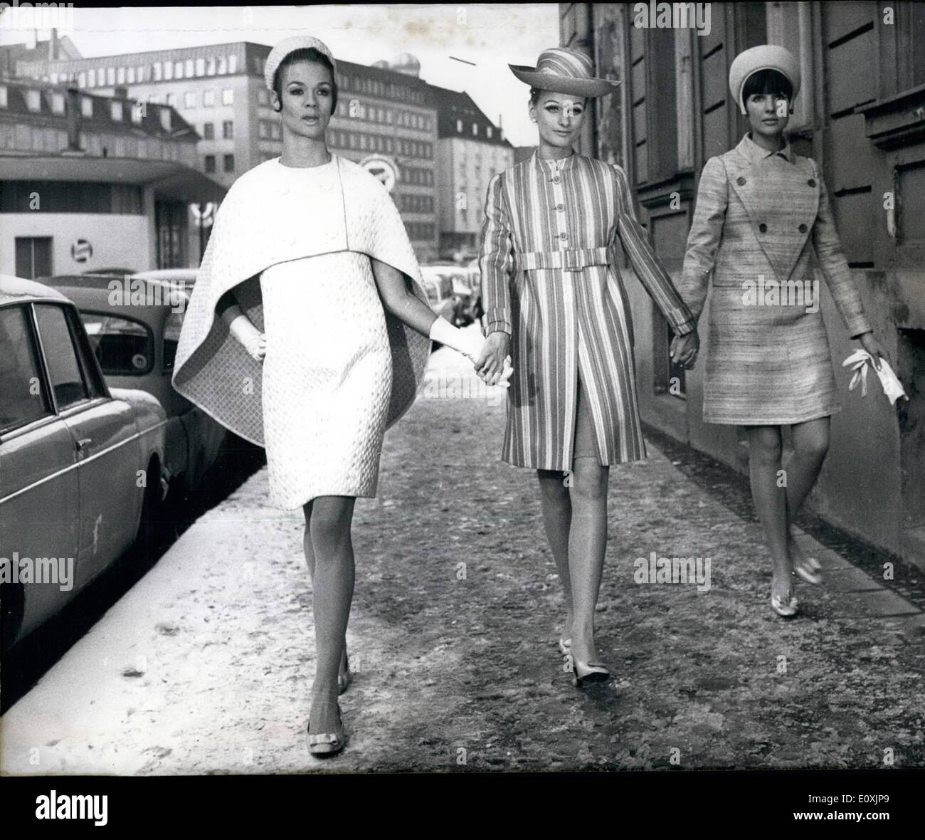 Feb. 02, 1967 - Spring- and Summer-Fashion 1967: On February 2nd ...