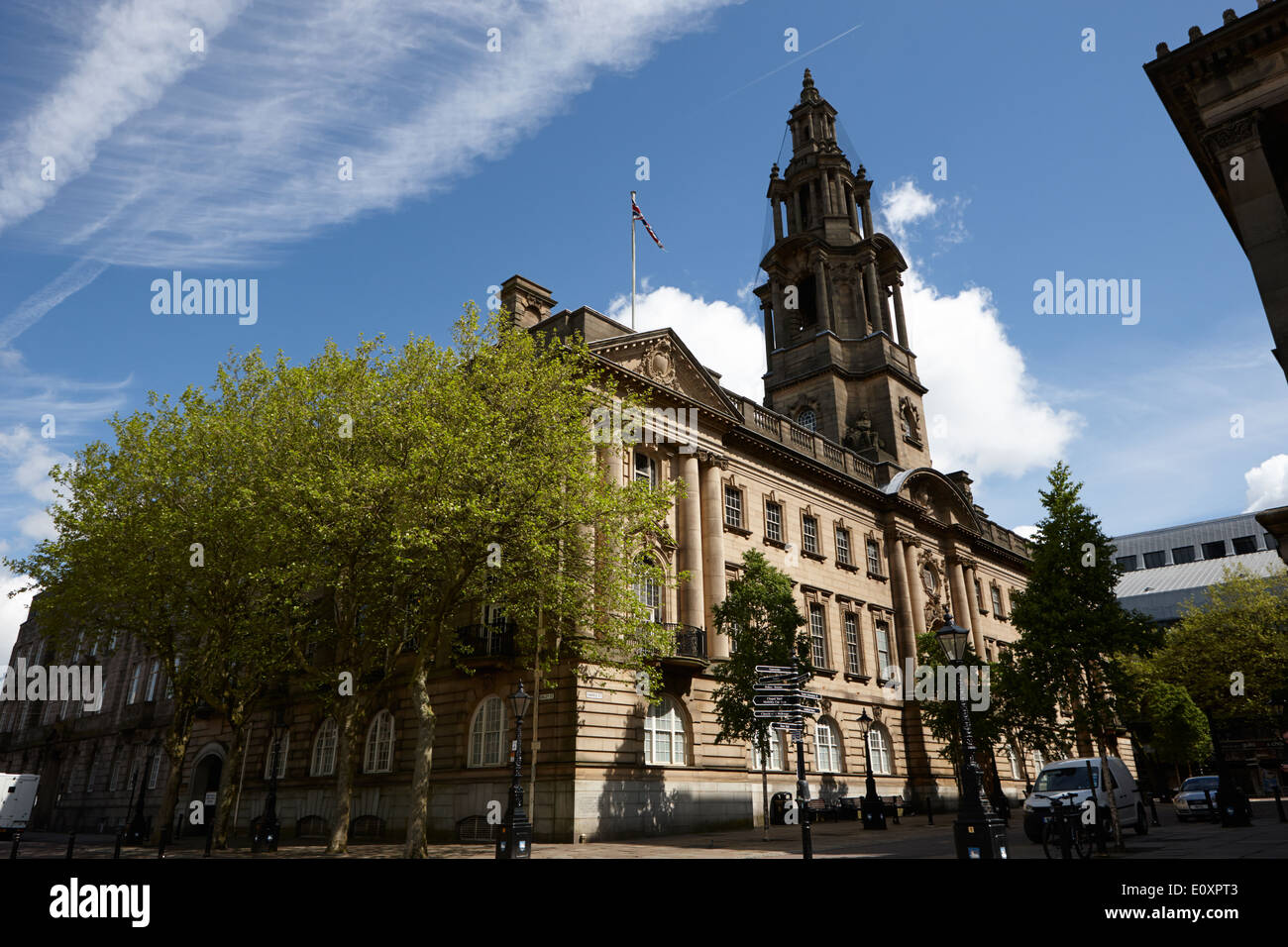 The sessions house courthouse Preston England UK - Stock Image
