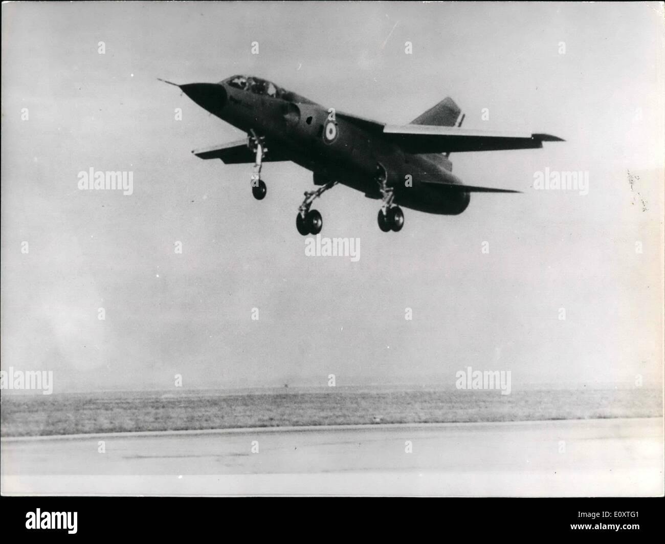 low priced 80cc9 284a8 11, 1967 -   Mirage G   On Maiden Flight