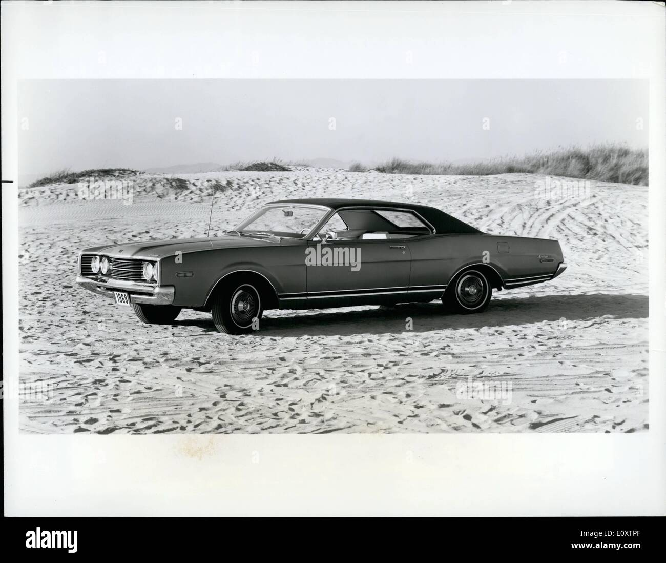 Sep. 09, 1967 - A new name and a new car - the Mercury Montego ...