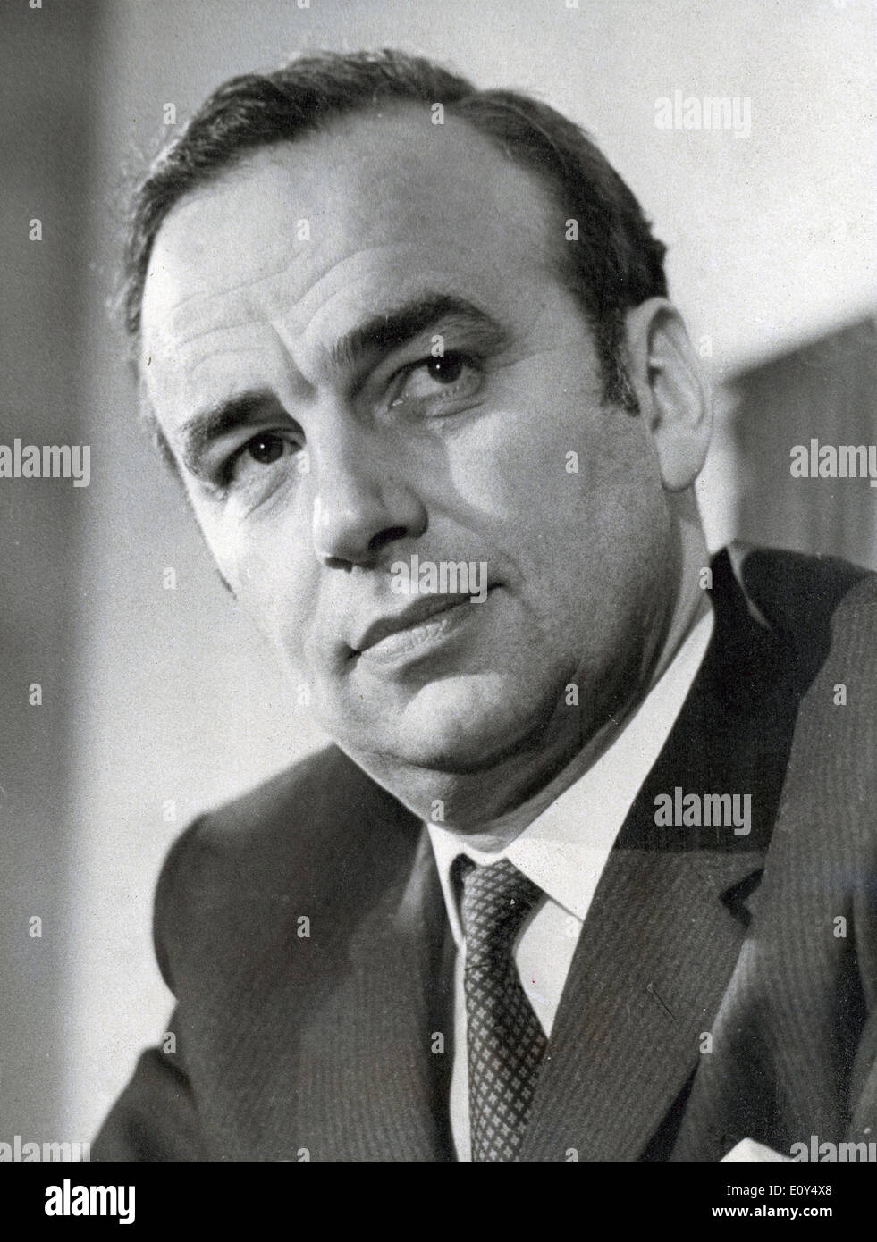CEO of News Corporation Ruper Murdoch 1931 - Stock Image