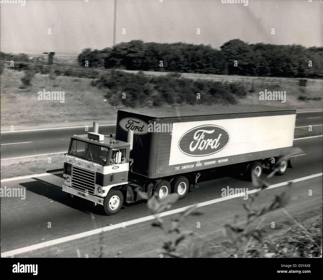 Ford Turbine Truck