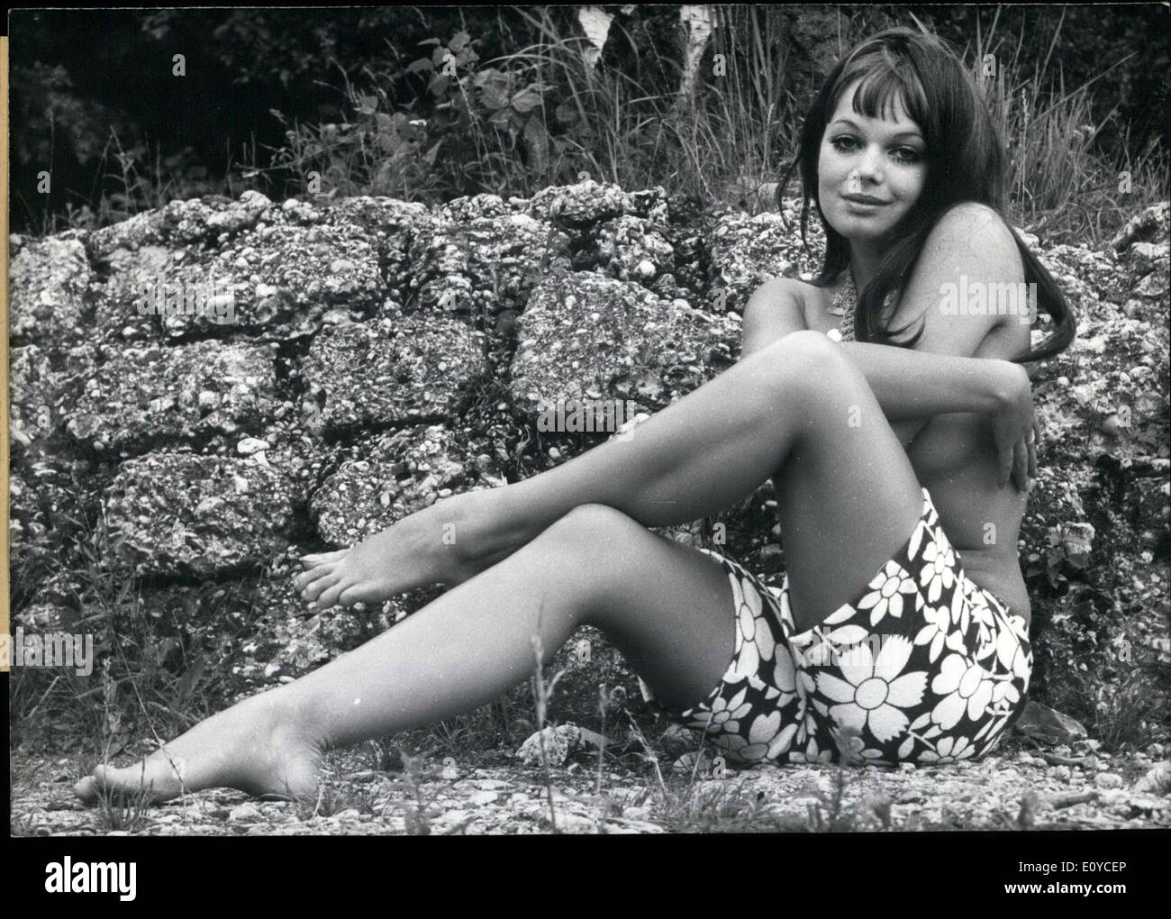 Andrea Sexy Picture aug. 12, 1969 - pictured is sexy german actress andrea rau
