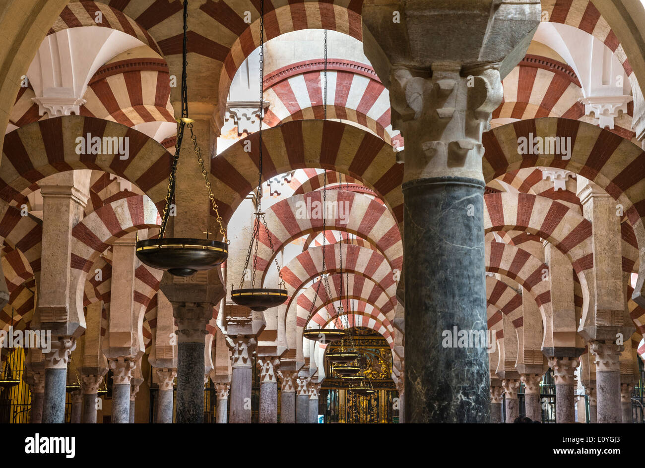 Great Mosque In Cordoba High Resolution Stock Photography And Images Alamy