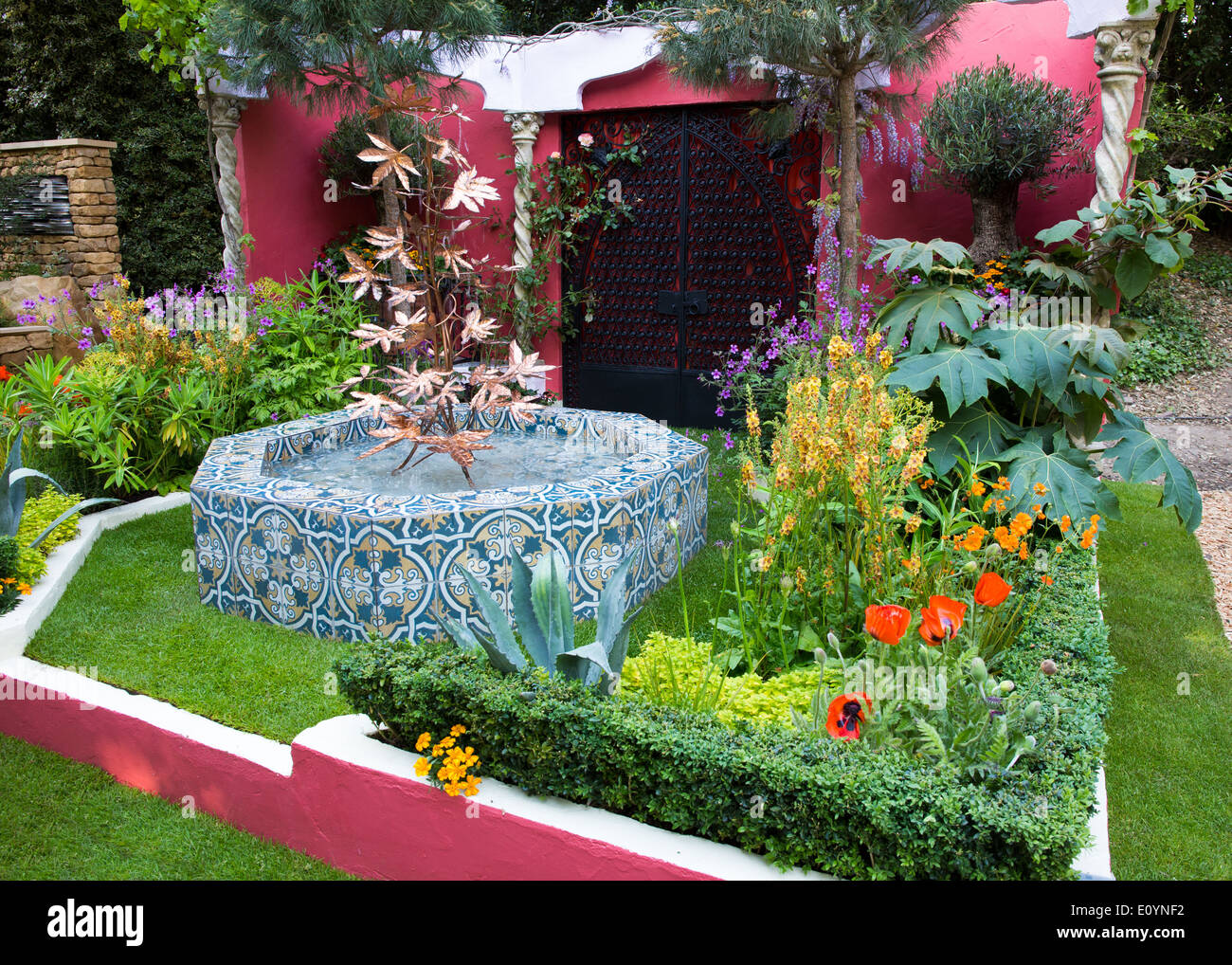Incroyable RHS Chelsea Flower Show Sponsored By Mu0026G. From The Artisan Gardens U0027Roof  Gardens Of
