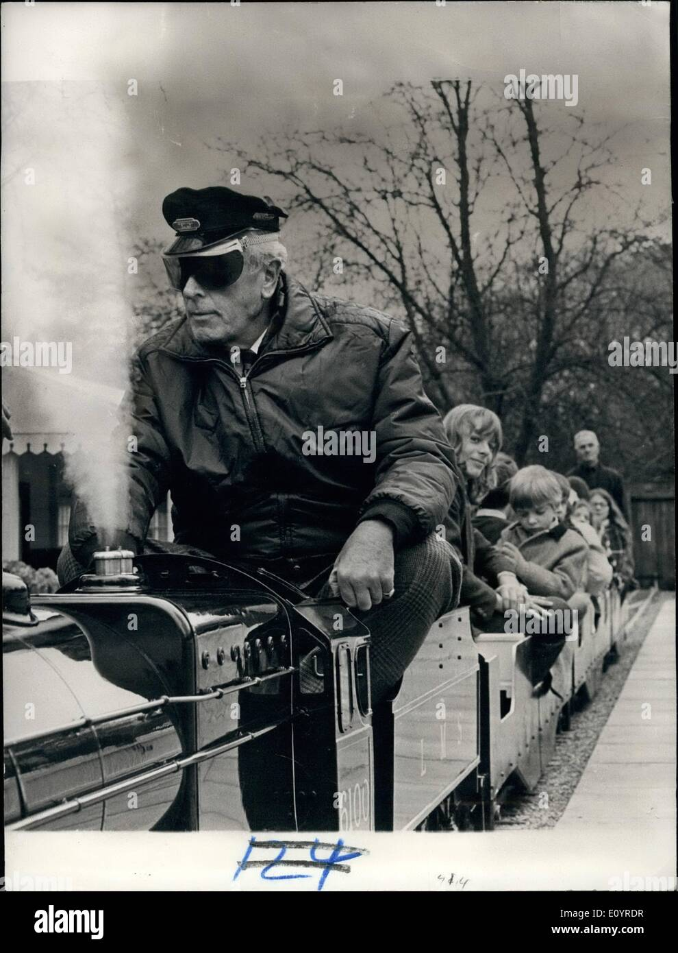 Former First Sea Lord Becomes Train Driver Stock Photos   Former ... 6164867f51f