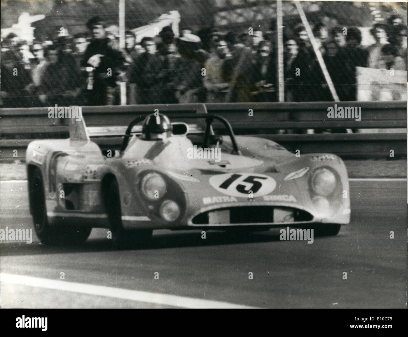 Le Mans 1972 Stock Photos Le Mans 1972 Stock Images Alamy