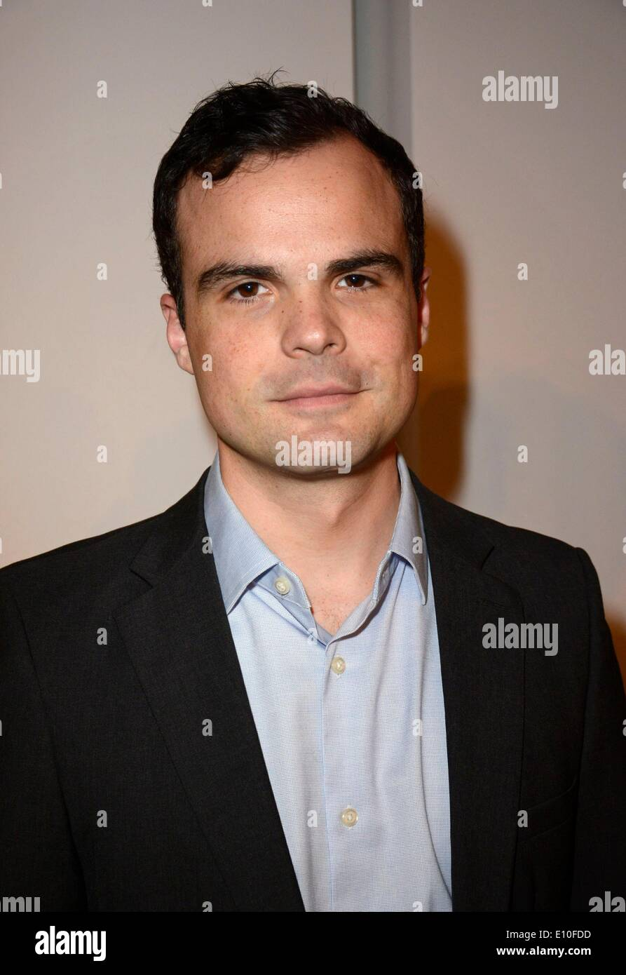 New York, NY, USA. 20th May, 2014. New York, USA. 20th May 2014. Stephen Plunkett in attendance for Private Reading of New Play HARM'S WAY, Theater Lab, New York, NY May 20, 2014. Credit:  Derek Storm/Everett Collection/Alamy Live News/Alamy Live News - Stock Image