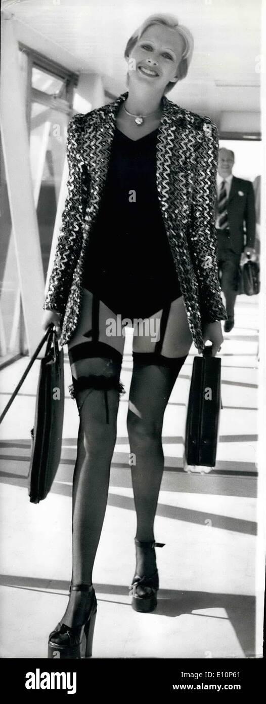 In stockings women mature NyloNova
