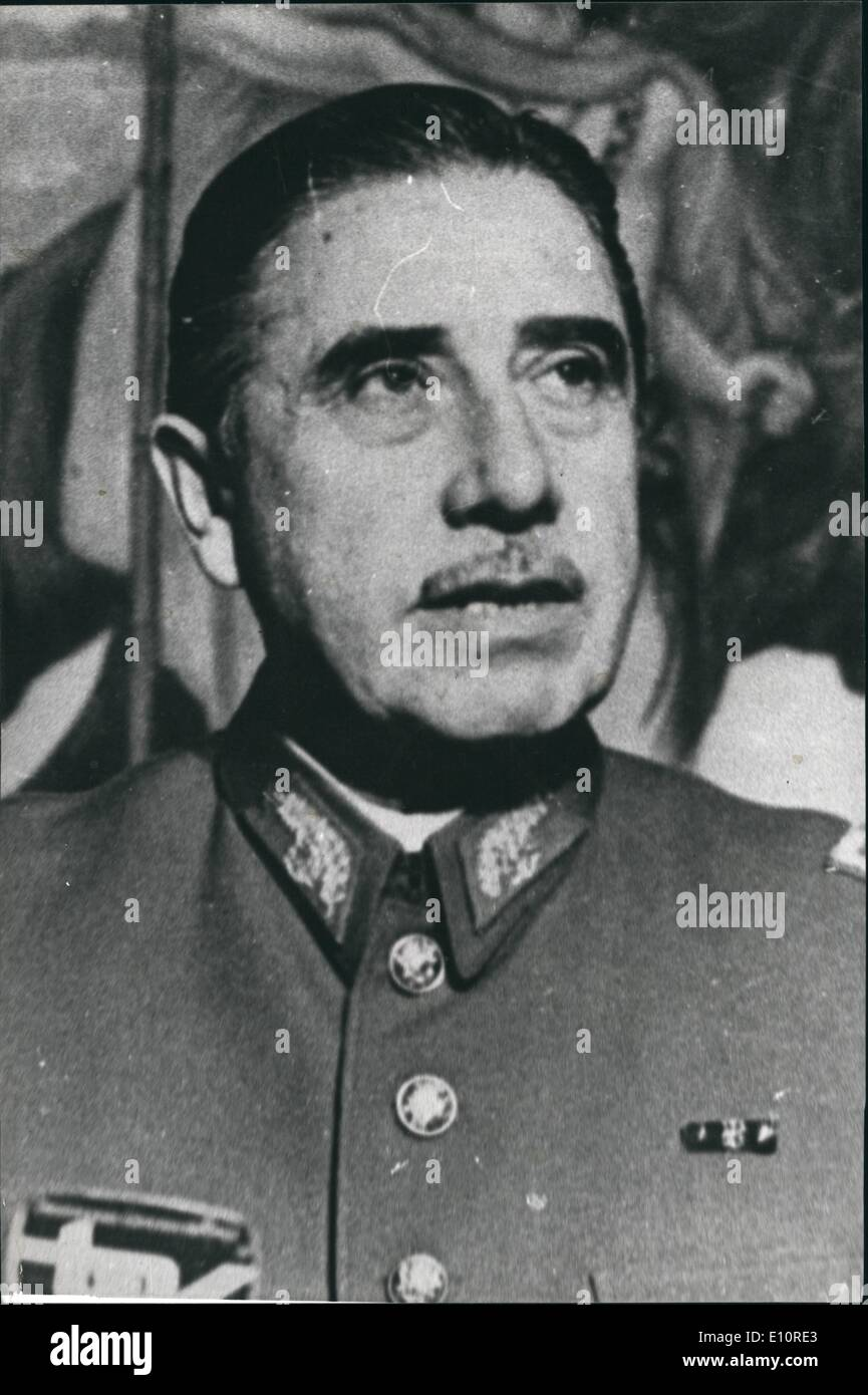 general augusto pinochet ugarte a chilean Chilean soldier and politician, augusto pinochet ugarte in 1973 he led a coup which ousted, and resulted in the death of, the marxist president, salvador allende pinochet then took over the presidency.