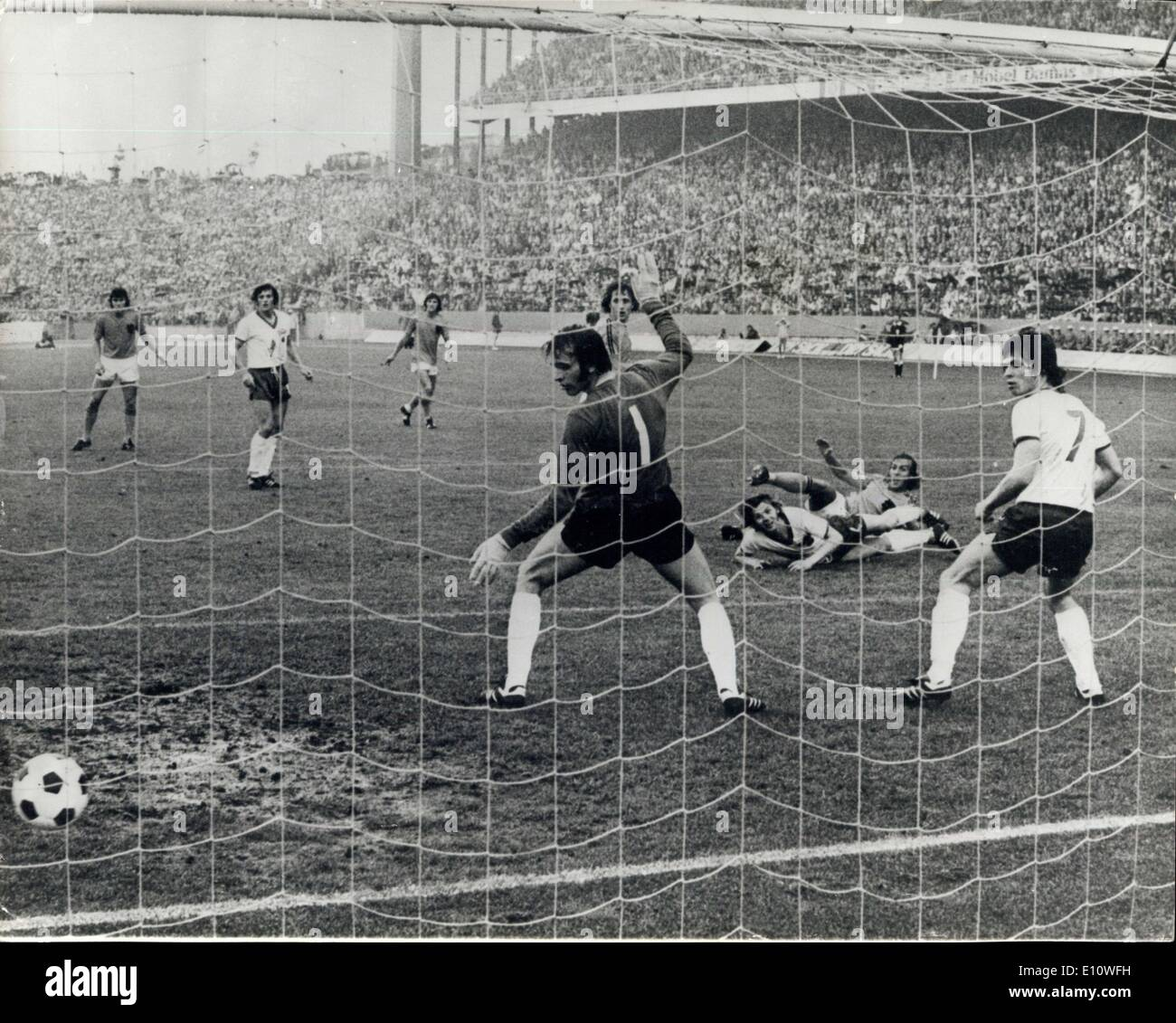 6d13ef5a05e Soccer World Cup 1974 Stock Photos   Soccer World Cup 1974 Stock ...