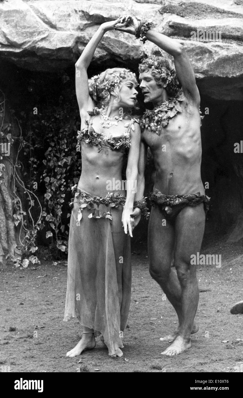 Actors linda thorson and frank barrie co star stock photo 69477190 actors linda thorson and frank barrie co star thecheapjerseys Image collections