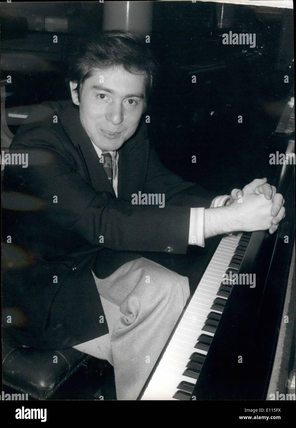Sep  09, 1975 - LEEDS PRIZE-WINNING RUSSIAN PIANIST TO GIVE