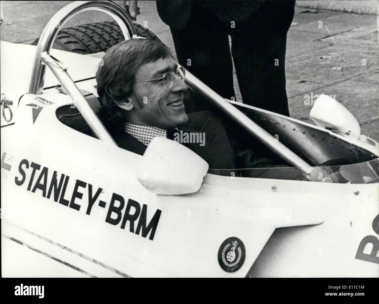 Dec. 12, 1976 - Introducing the new Stanley-BRM racing Car: BRM ...