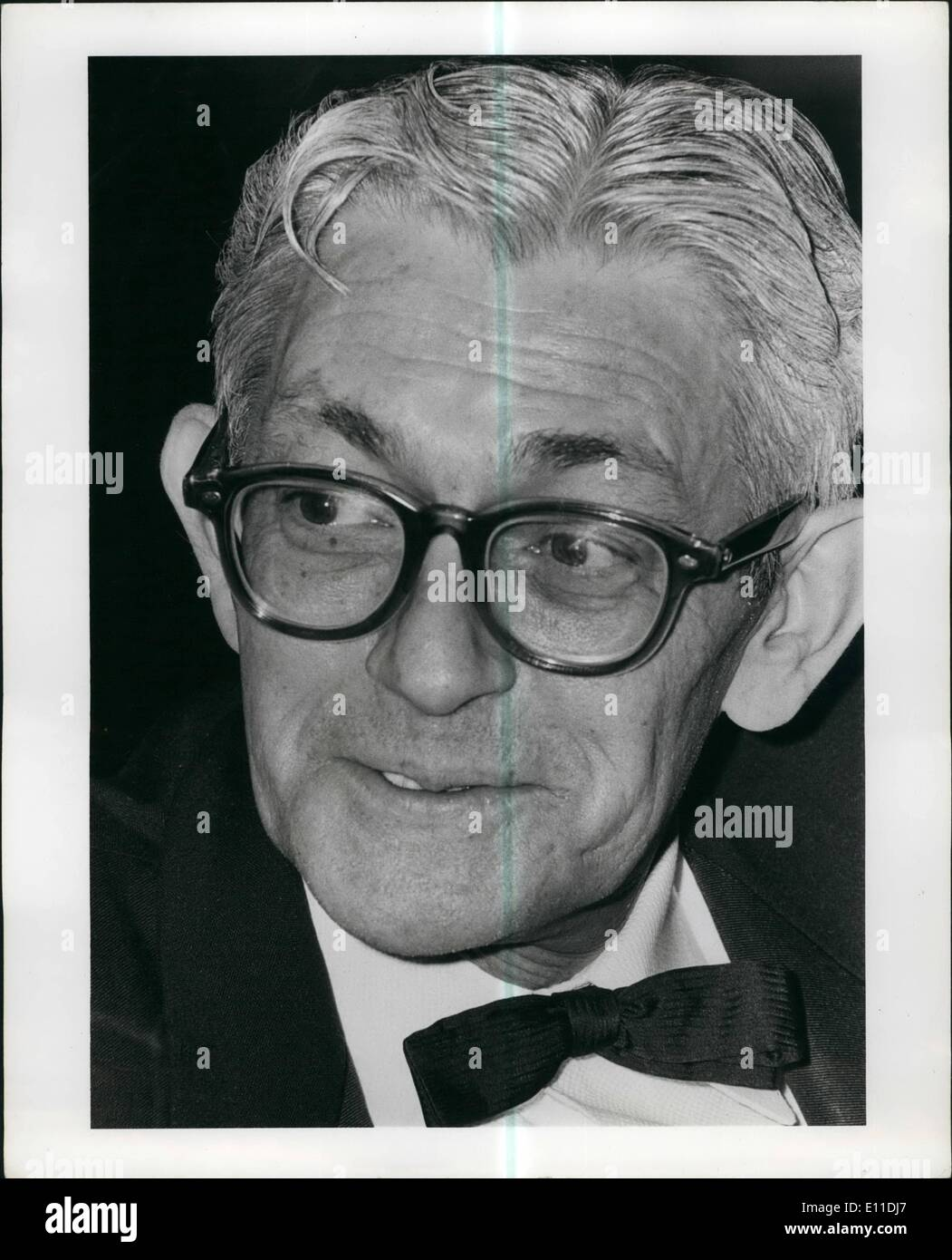 may 05 1977 james angleton at the oss dinner at hotel pierre