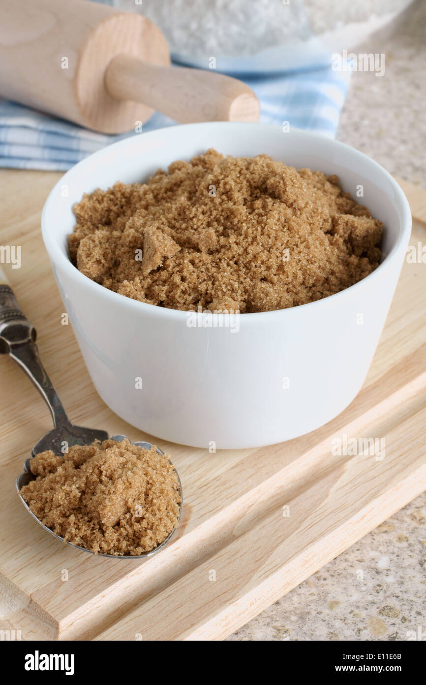 Light Muscovado Sugar An Unrefined Organic Brown Sugar With A Molasses  Flavor From Mauritius