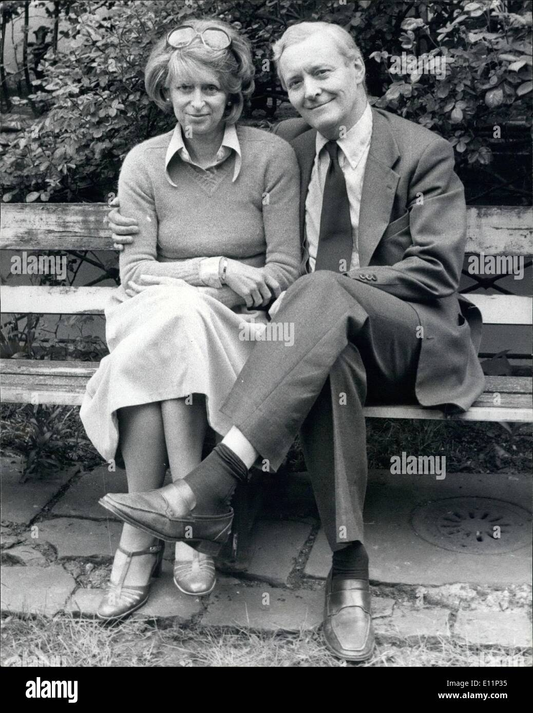 May 05, 1979 - Mr. Tony Benn will not serve in the shadow cabinet.: Mr Tony Benn announced yesterday that he will - Stock Image