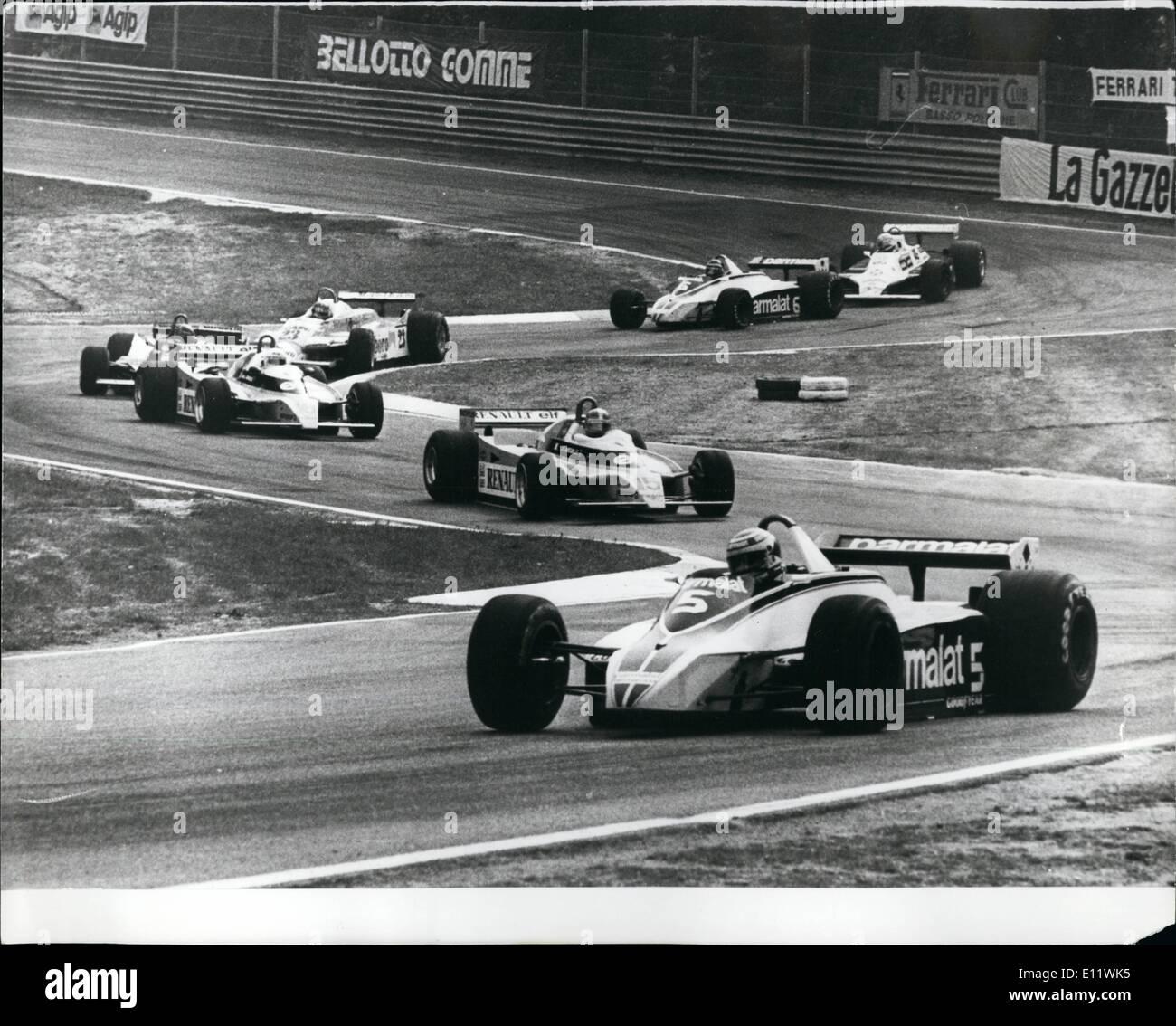 1980 grand prix high resolution stock photography and images alamy https www alamy com sep 09 1980 brazilian piquet wins italian grand prix brazilian driver image69498217 html