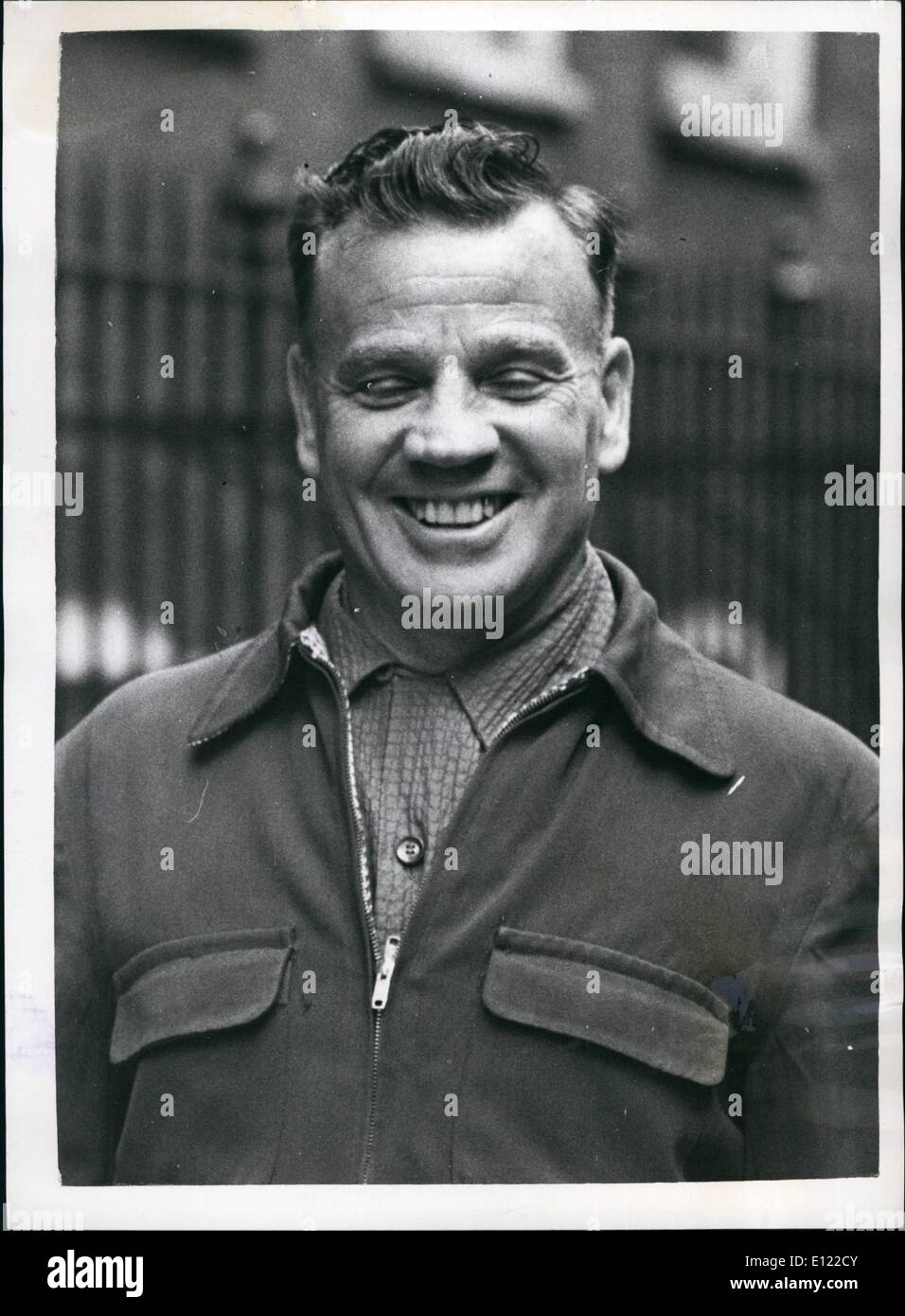 Jul. 07, 1983 - Theatre Agent at Bow-Street.: Photo Shows John Walter Leweliyn Puc, London Theatre Agent , who was Stock Photo