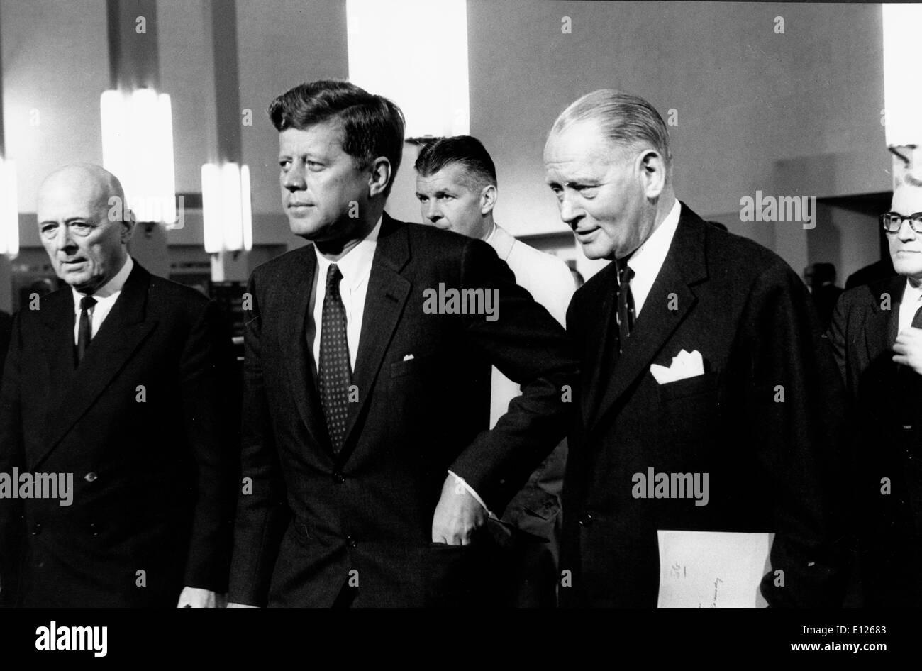 Aug 21, 2006; London, UK; JOHN FITZGERALD KENNEDY (May 29, 1917 Ð November 22, 1963), often referred to as John F. Kennedy, JFK - Stock Image