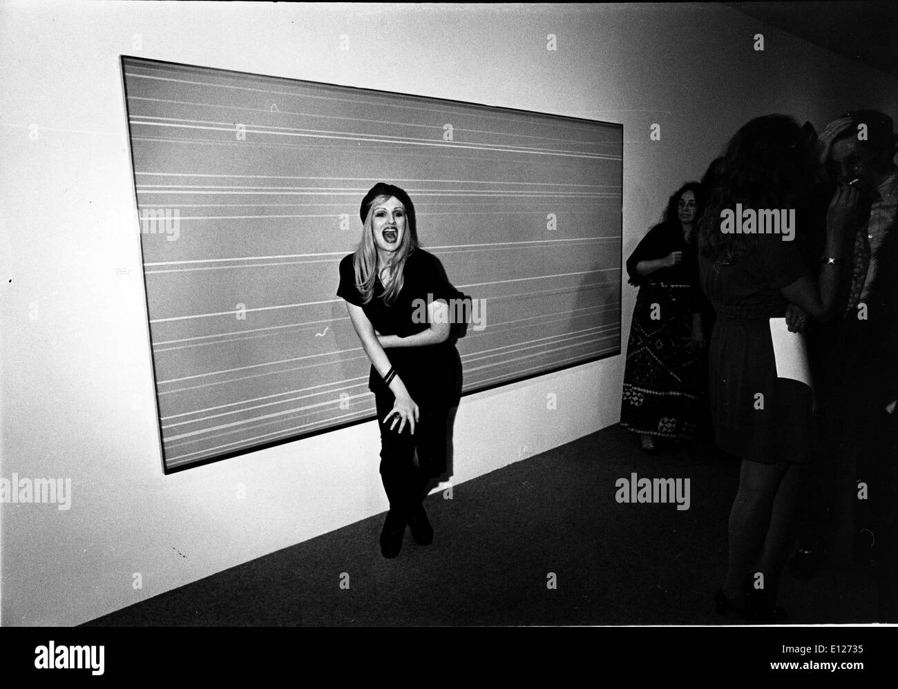Apr 01, 2009 - London, England, United Kingdom - CANY DARLING - Stock Image