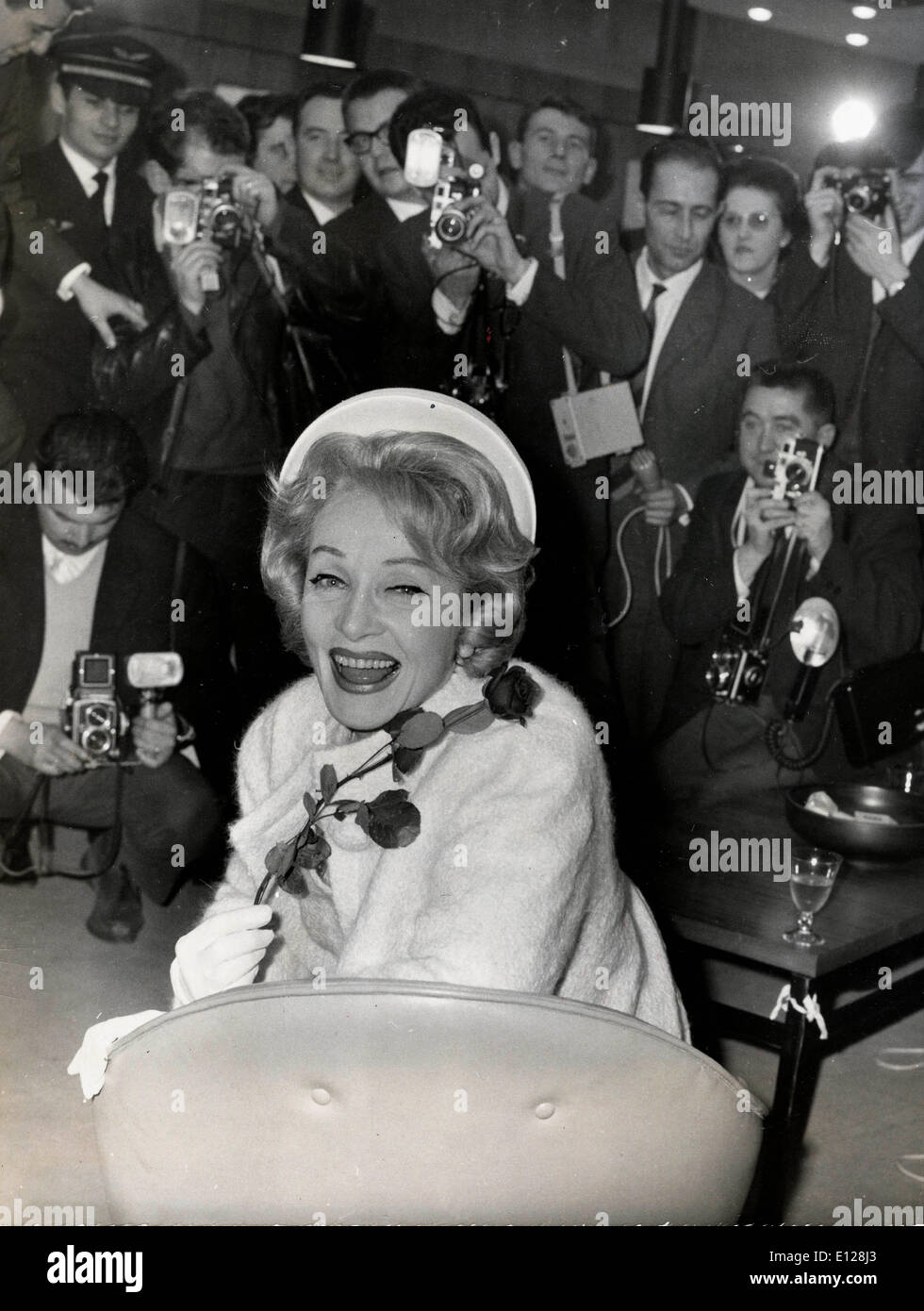 Apr 01, 2009 - London, England, United Kingdom - MARLENE DIETRICH (27 December 1901 Ð 6 May 1992) was a German - Stock Image