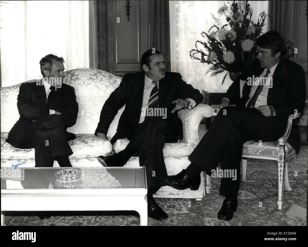 Dec. 15, 2011 - Talks on Rhodesia: Talks on Rhodesia were held in London today involving united states setary of state Vyrus - Stock Image