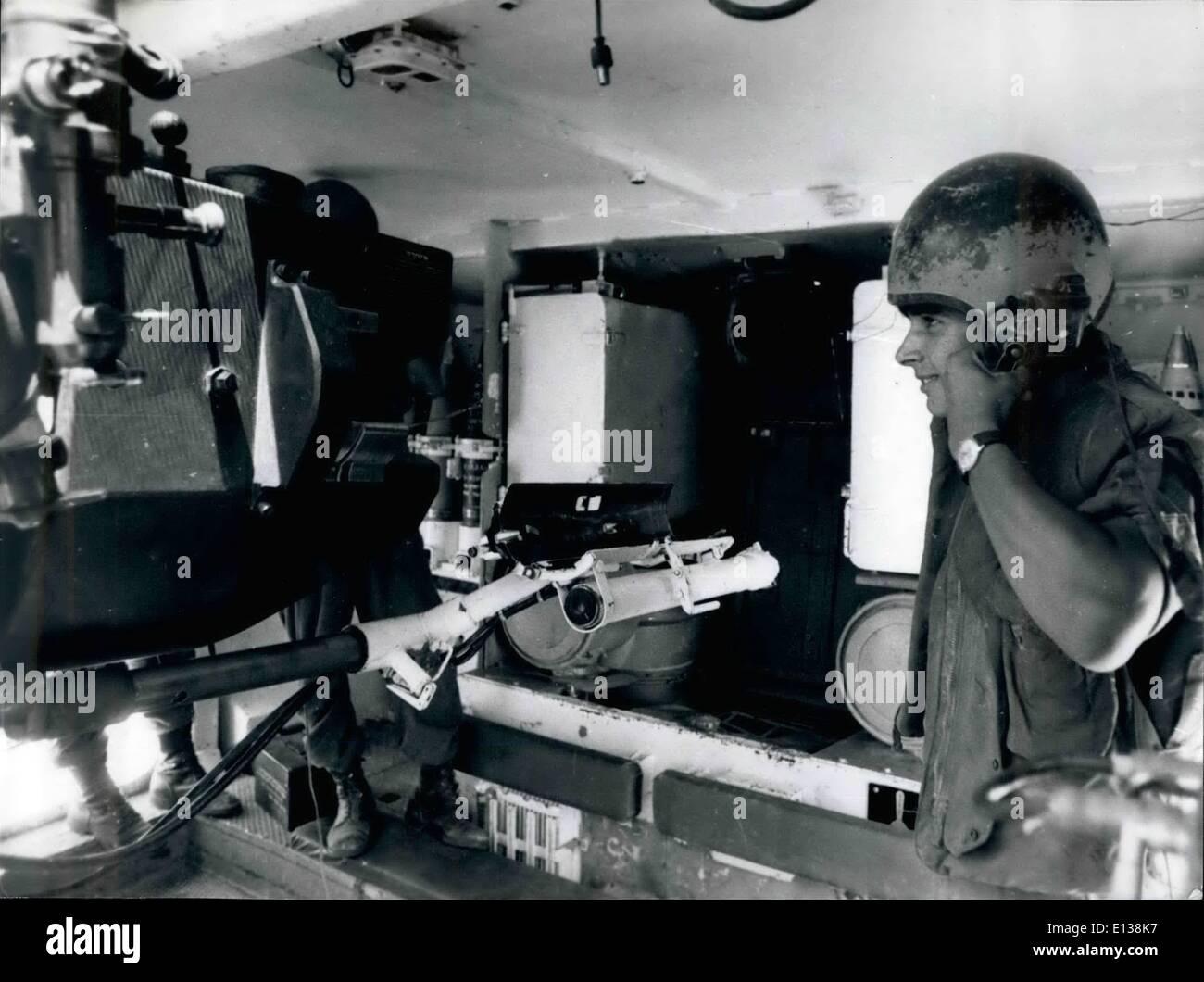 Feb. 29, 2012 - Israeli Gun 155 mm ''Sultam' - Stock Image