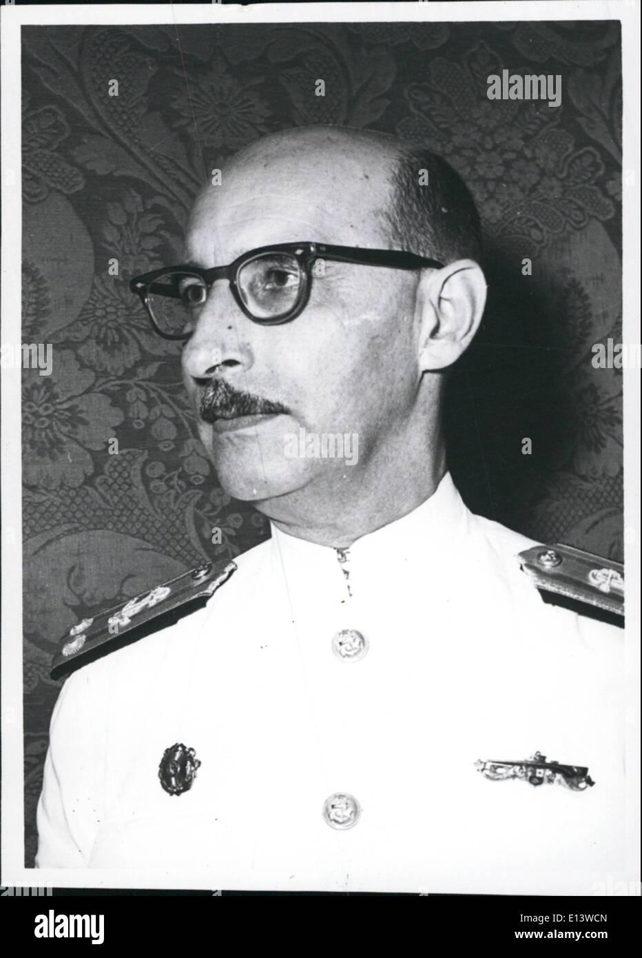 Mar. 27, 2012 - Vivienda C. Al. AP Luis E. Vargas Caballero. - Stock Image