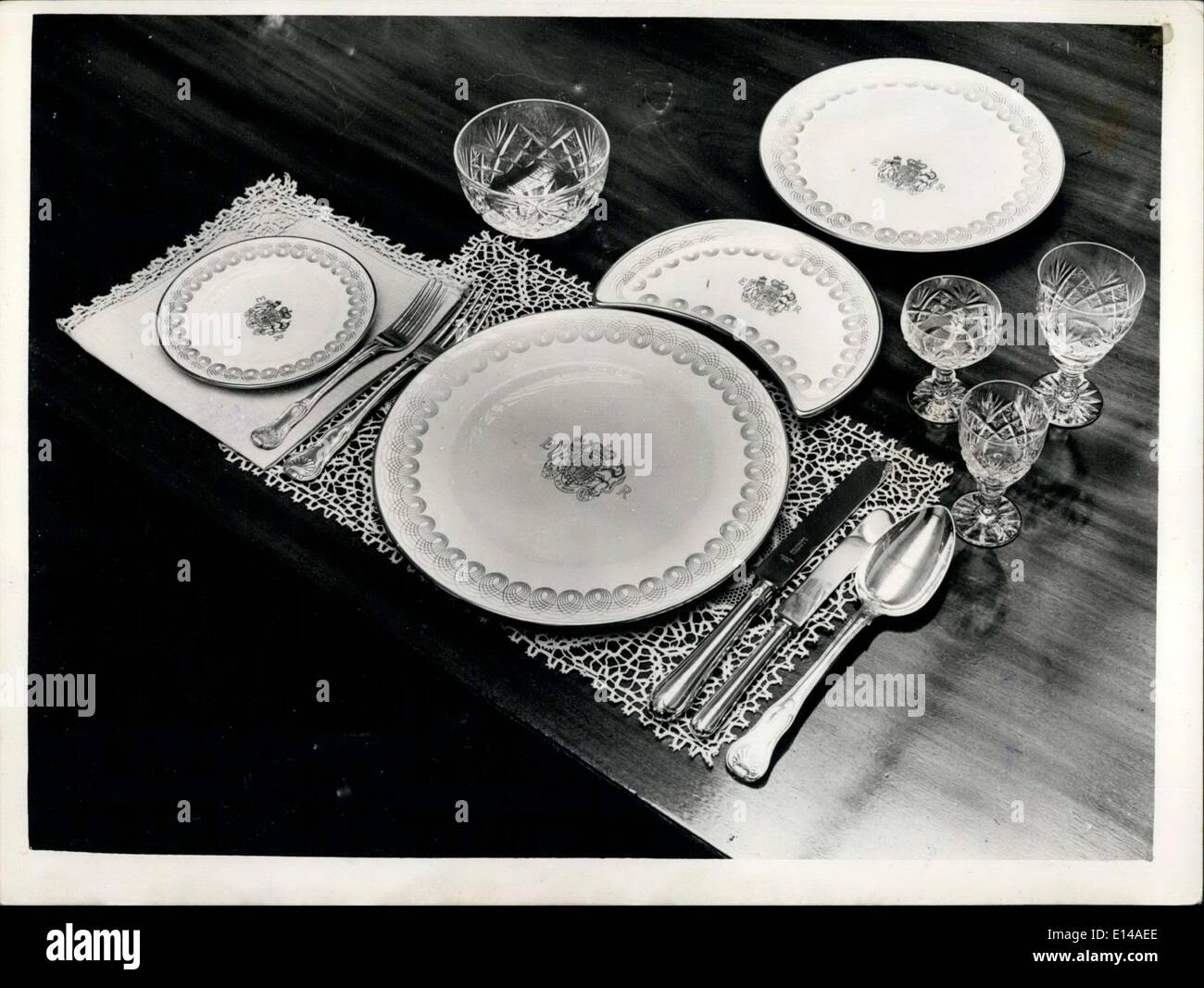 Apr. 17 2012 - Wedgwood China Service - 1.200 piece - for use at & China Wedgwood Stock Photos \u0026 China Wedgwood Stock Images - Alamy